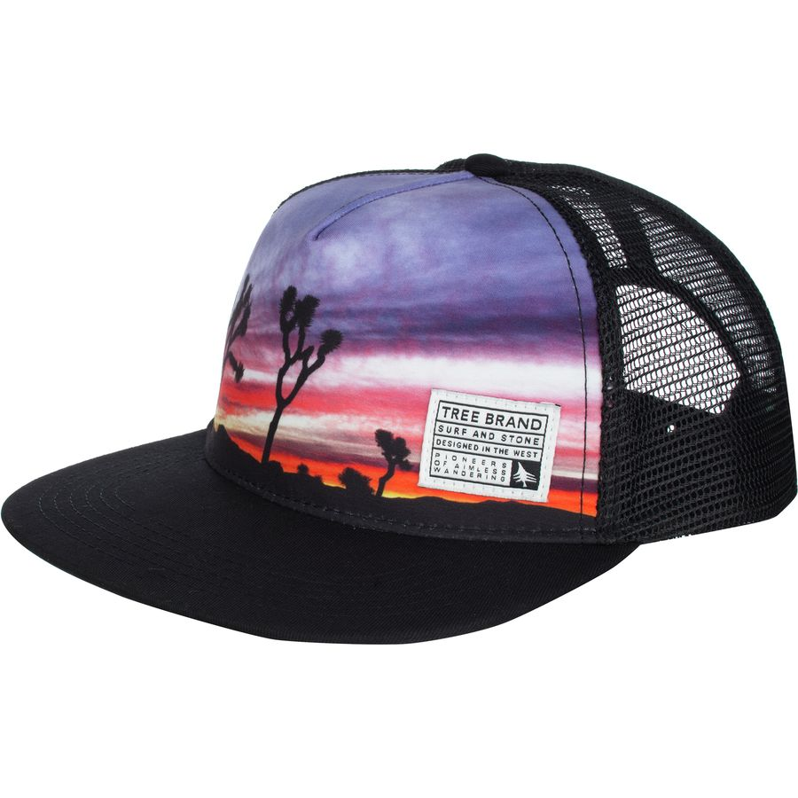 Hippy Tree - Palmdale Trucker Hat - 7924297e56d