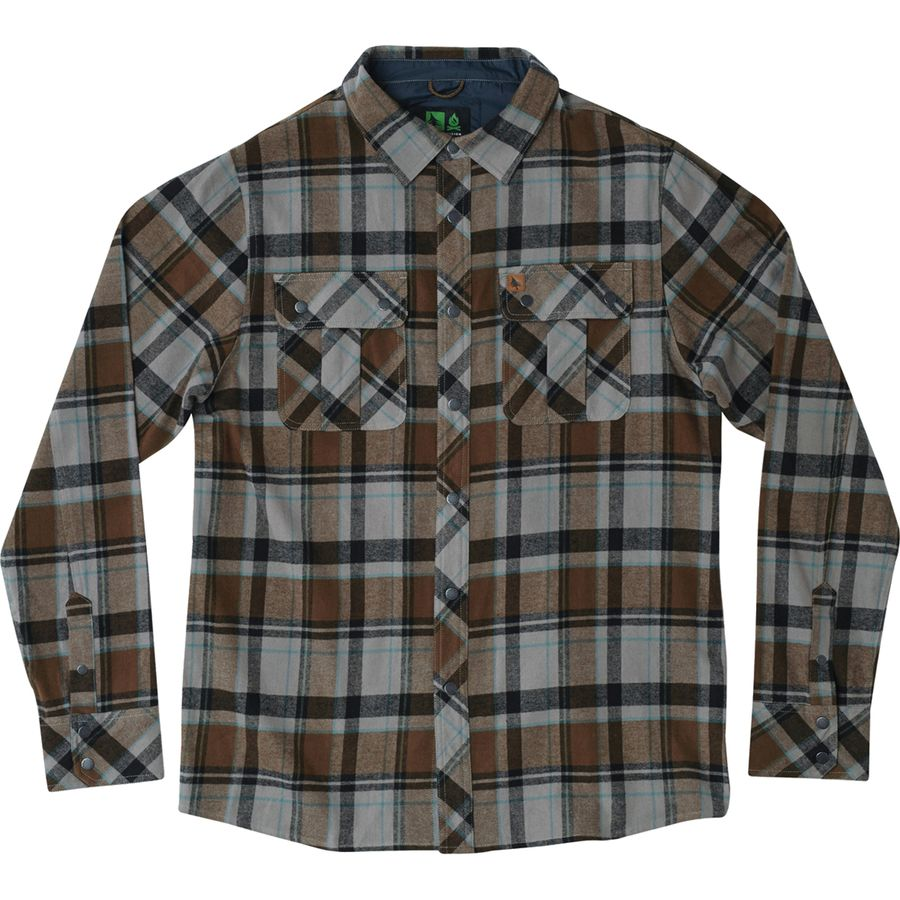 Hippy Tree Canyon Flannel - Mens