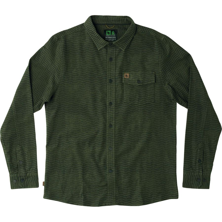 Hippy Tree Cabrillo Flannel Shirt Men 39 S Steep Cheap