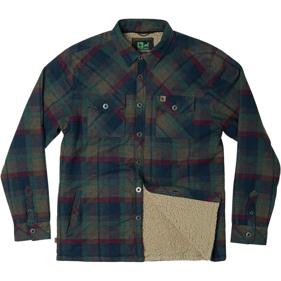 68314a8ac4f Hippy Tree - Cambria Jacket - Men s - Navy