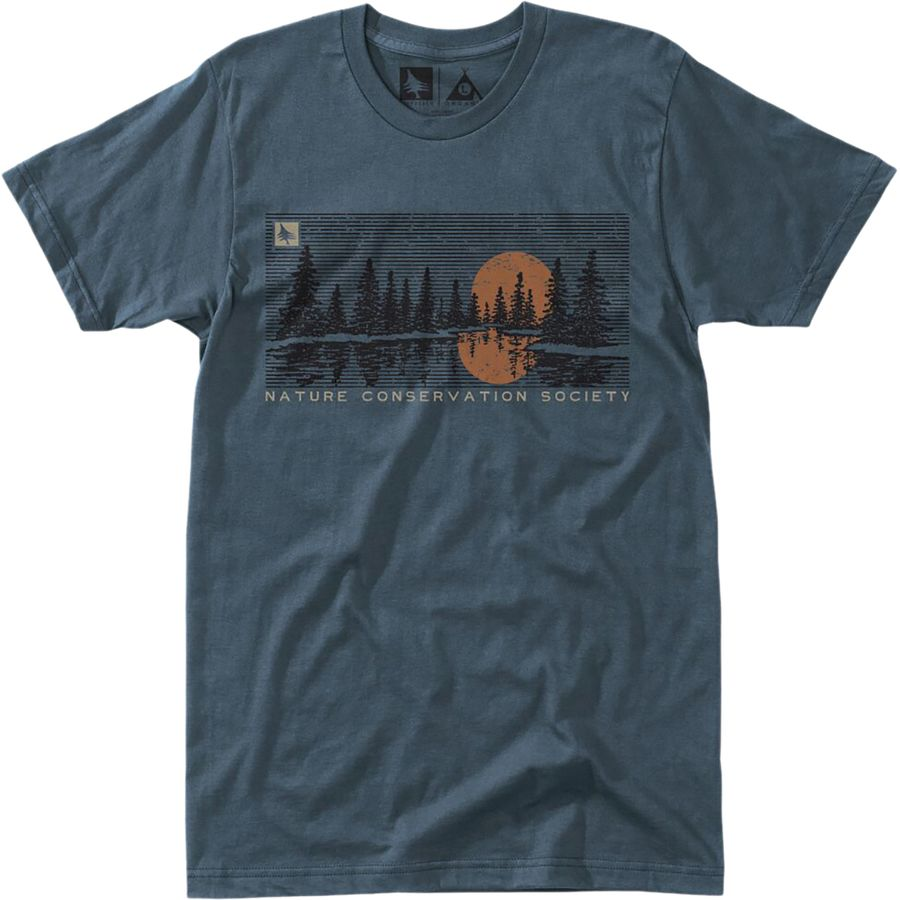 fe1537260e9 Hippy Tree - Conservation Short-Sleeve T-Shirt - Men s -