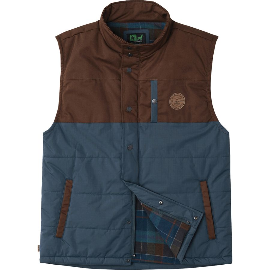 92d89a561e1 Hippy Tree - Ottawa Vest - Men s -