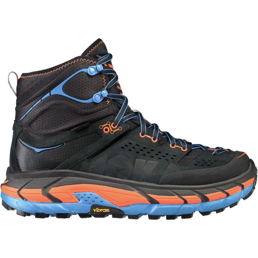 Hoka Tor Ultra Hi Wp Trail Walking Boots P6w8607