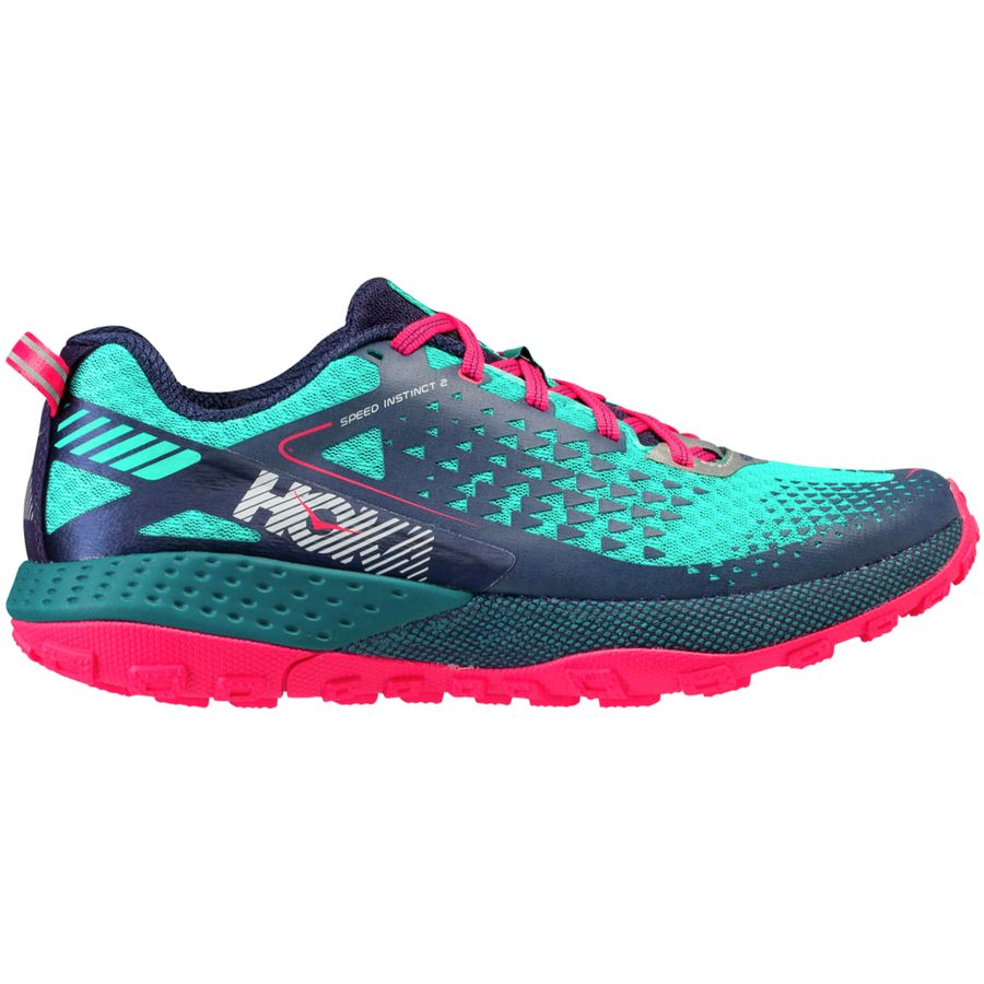 Speed Instinct Trail Running Shoes Women S