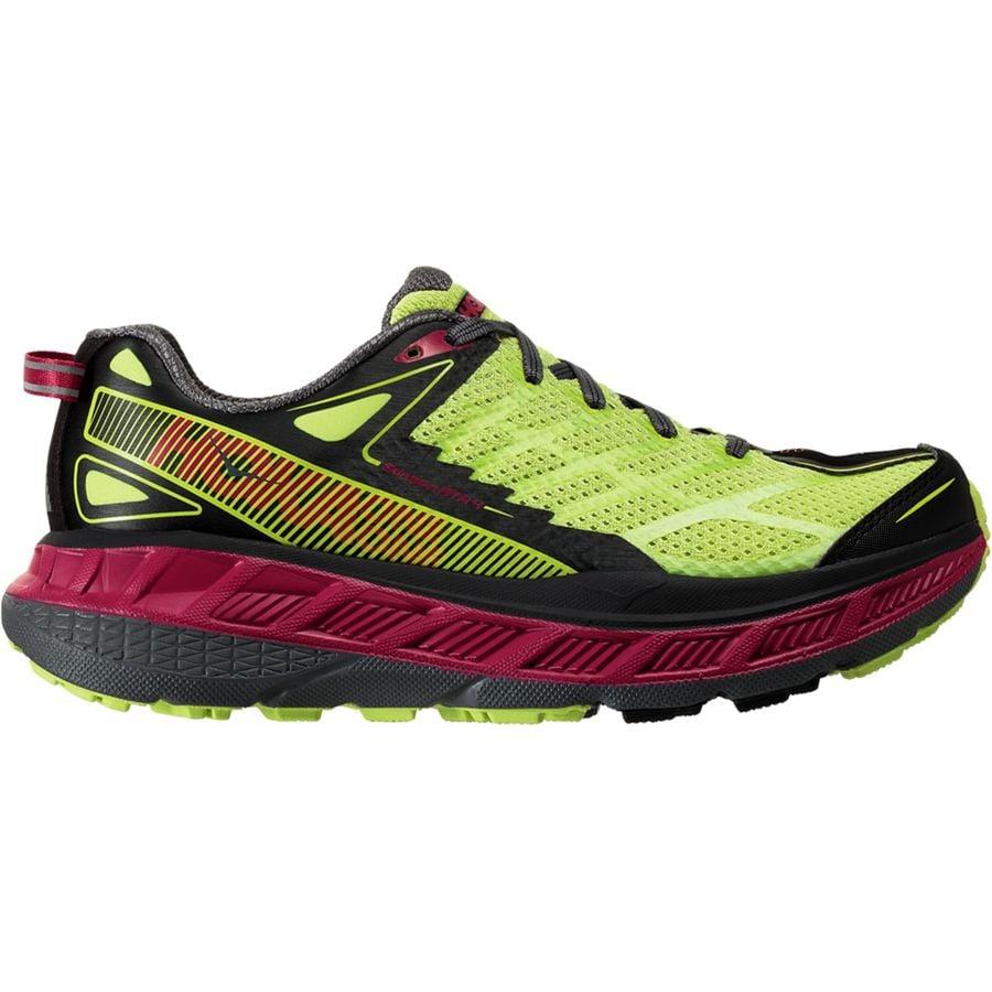 HOKA ONE ONE - Stinson ATR 4 Trail Running Shoe - Women s - Sharp Green  281e010f3
