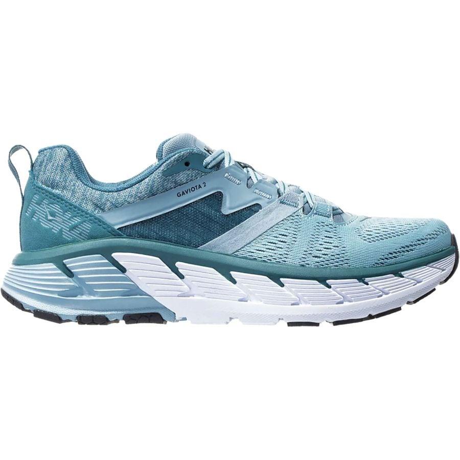 0eaaa496a100 HOKA ONE ONE - Gaviota 2 Running Shoe - Women s - Forget Me Not Storm