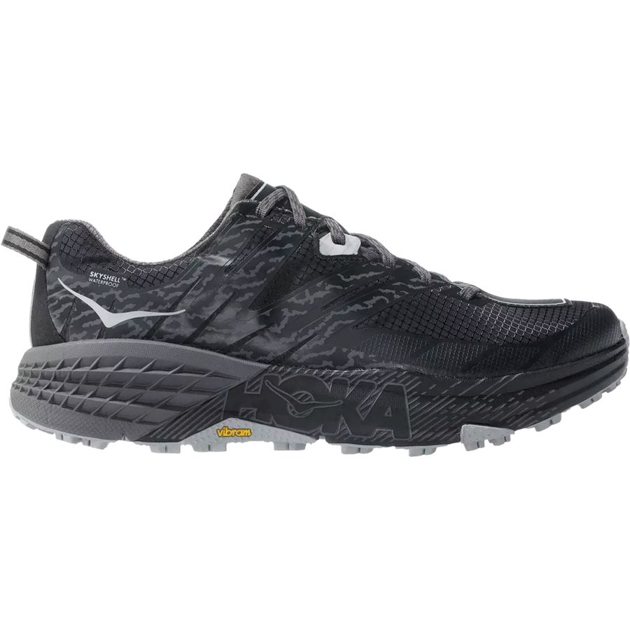 Hoka One Men's Speedgoat 3 Running Waterproof Shoe Trail OZuPkXi