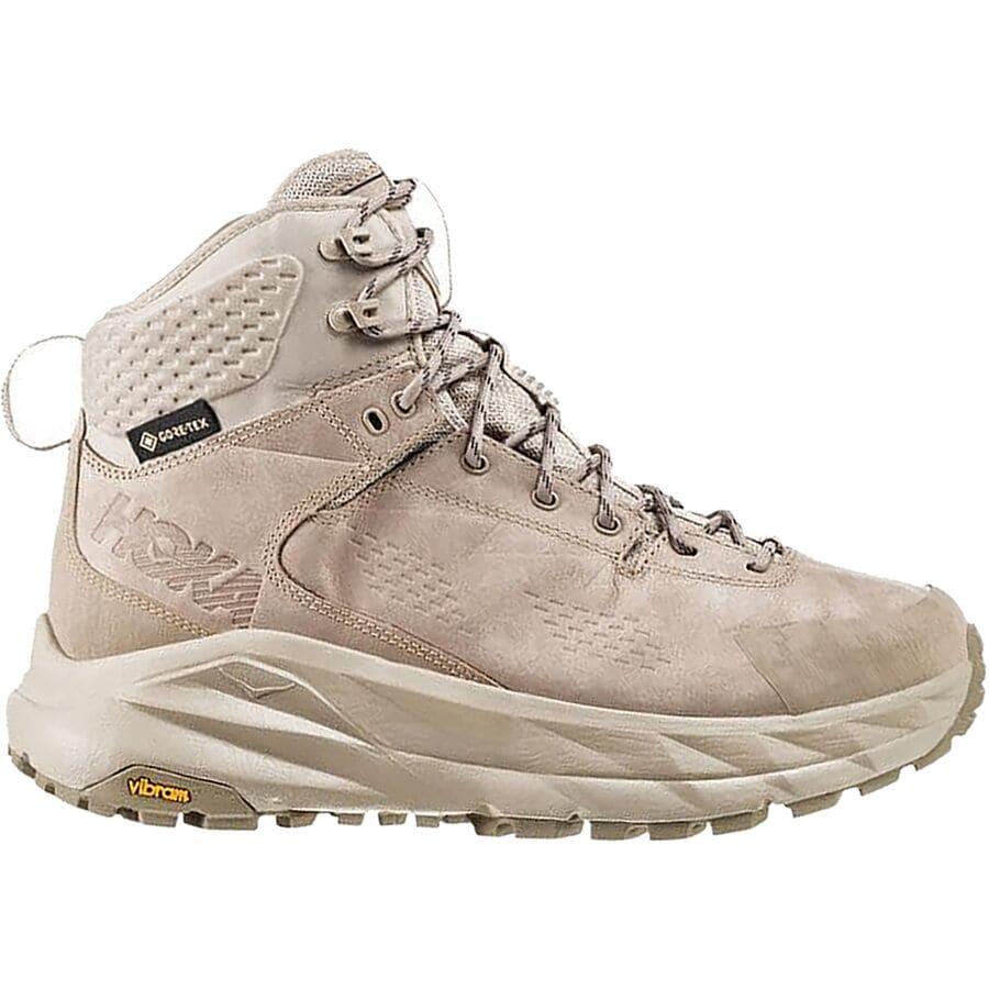hoka one one hiking footwear