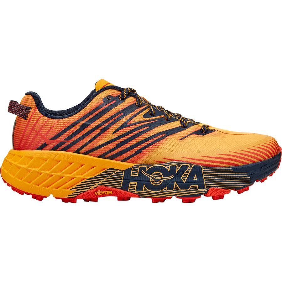 HOKA ONE ONE Speedgoat 4 Running Shoe