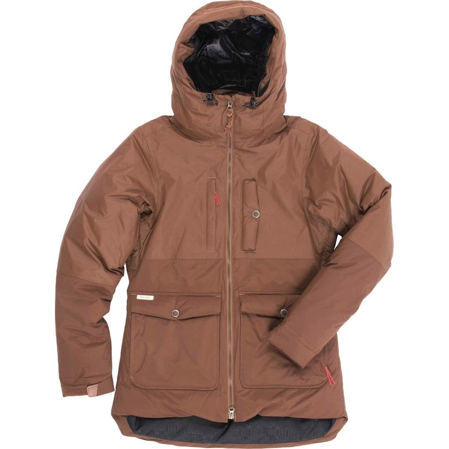 Holden - Aya Hooded Down Jacket - Women s - 1aaa846bff