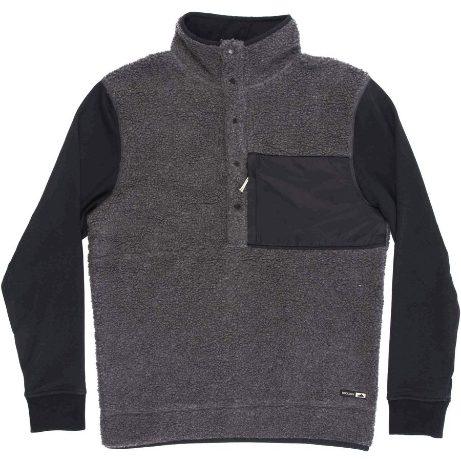 Holden Sherpa Pullover Sweater - Mens