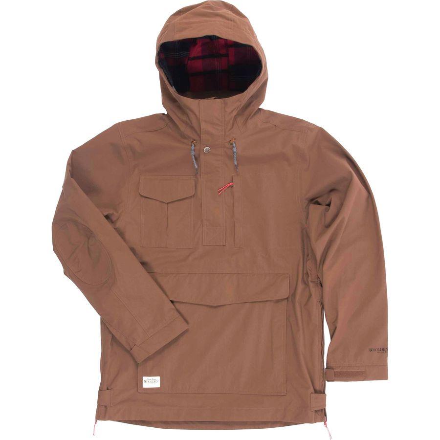 Holden Scout Side Zip Jacket - Mens