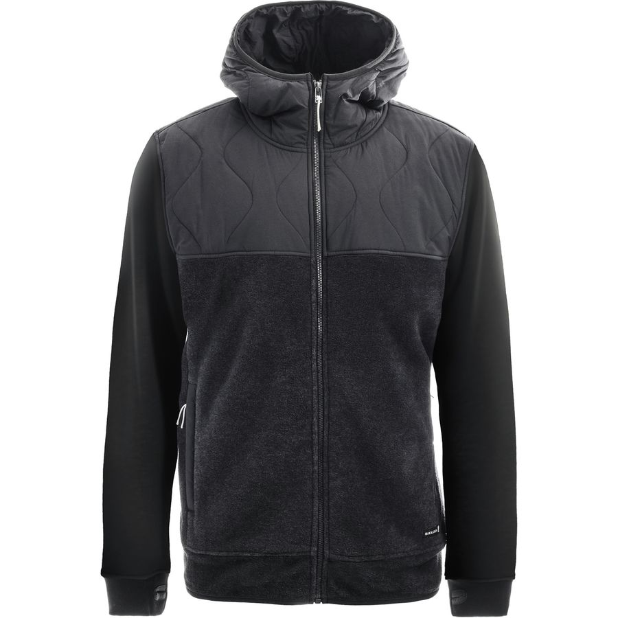 Holden Sherpa Hybrid Zip Up Jacket - Mens