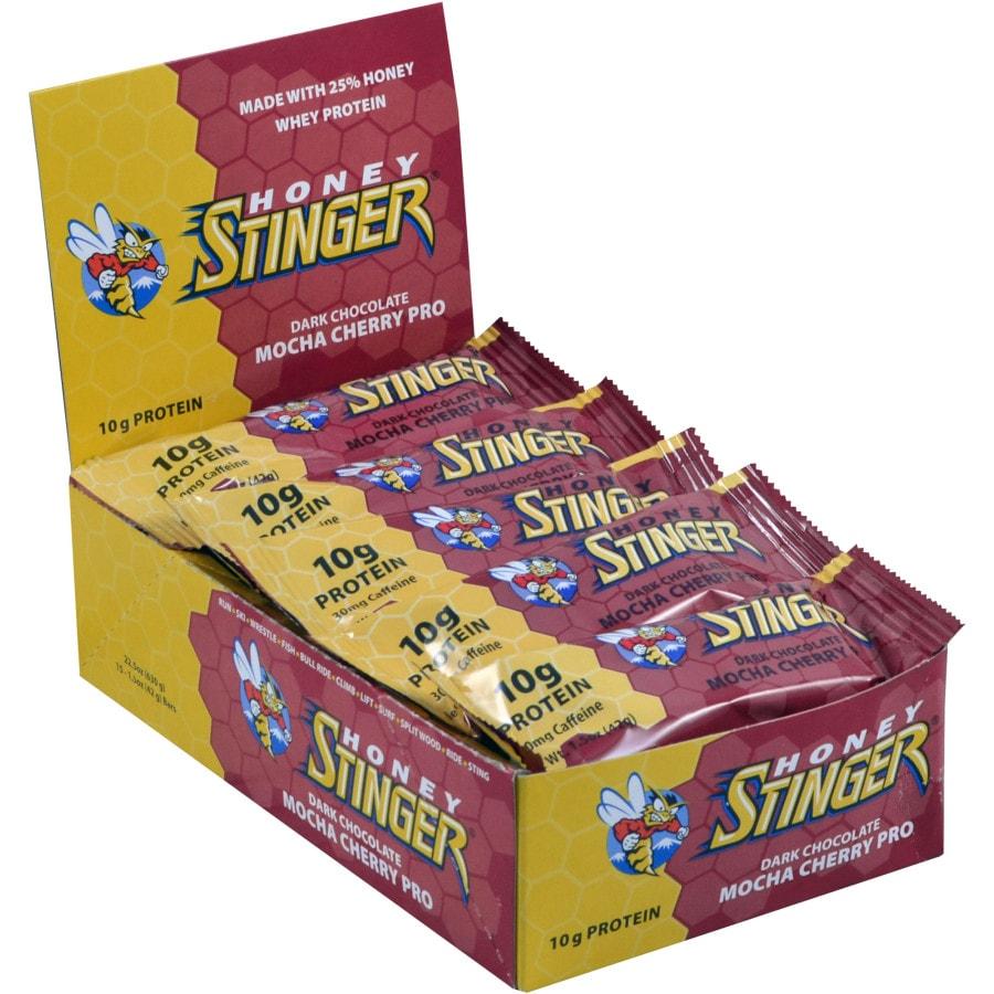 Honey Stinger Protein Bar -10g -15 Pack