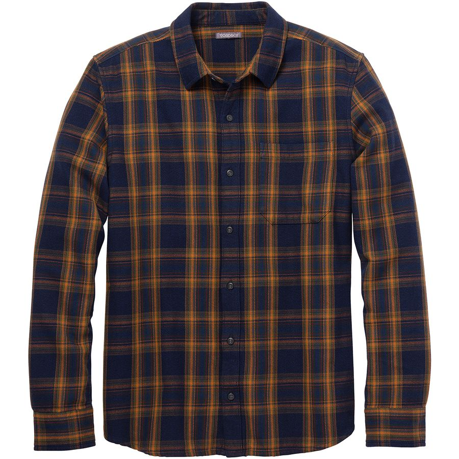 Toad&Co Earle Flannel Shirt - Mens