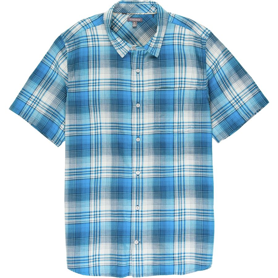 Toad&Co Coolant Shirt - Short-Sleeve - Mens