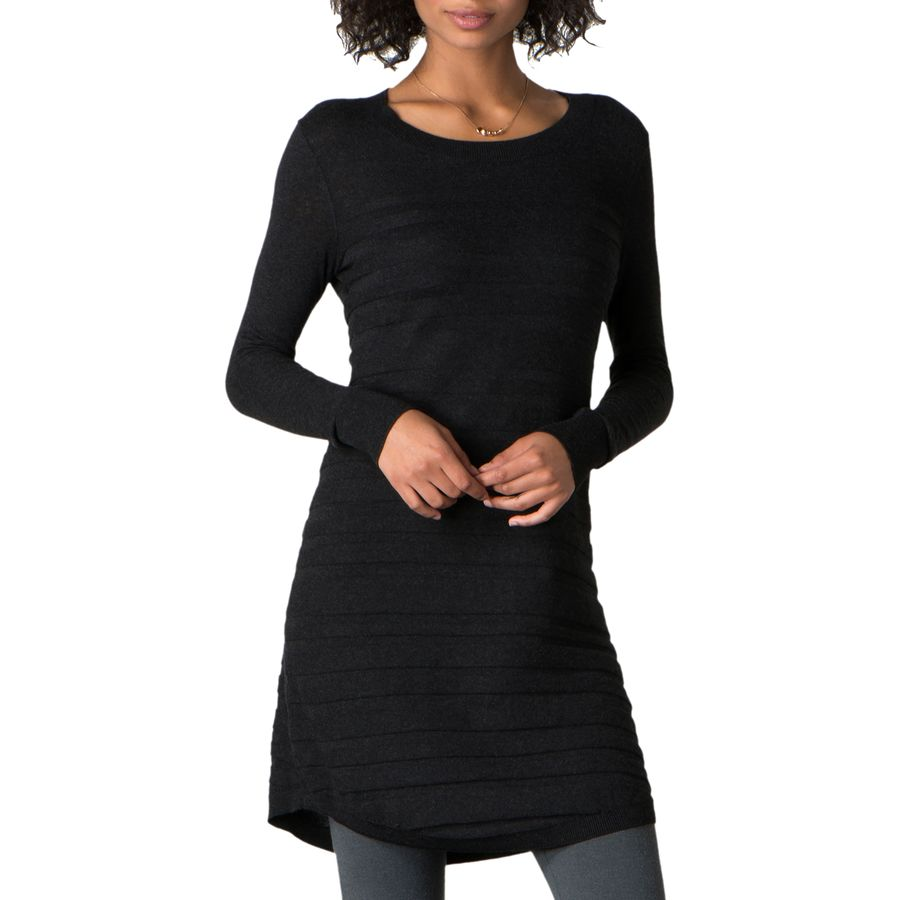 Toad&Co Shadowstripe Sweater Dress - Womens