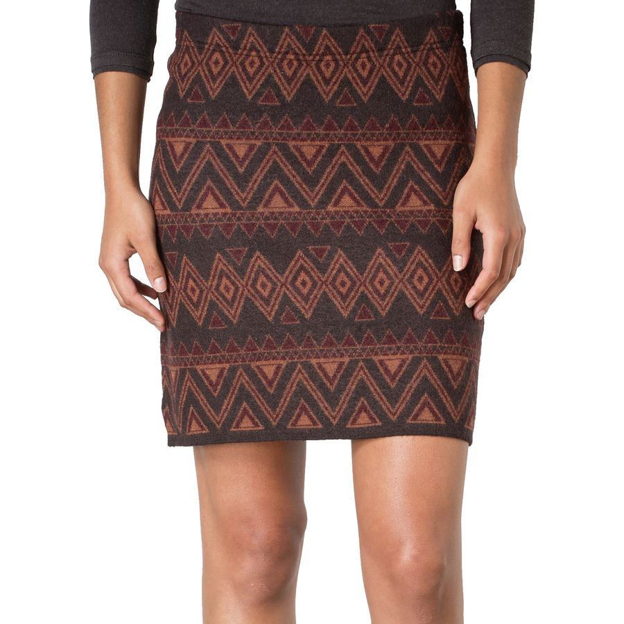 Toad&Co Diamond Sweater Skirt - Womens