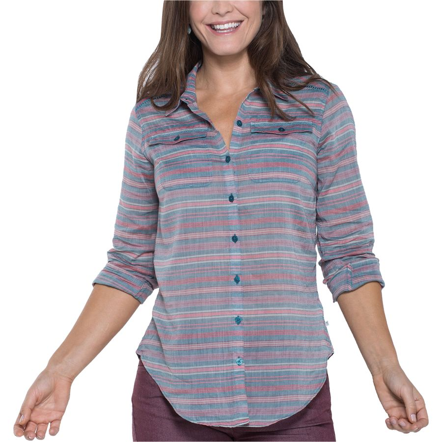 Toad&Co Airbrush Deco Shirt - Womens