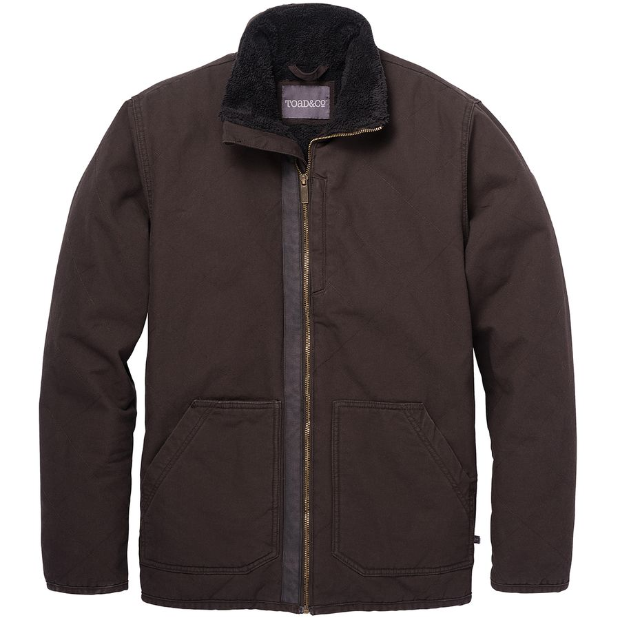 Toad&Co Double Bock Jacket - Mens