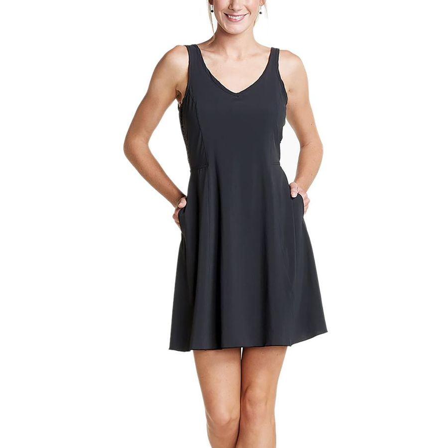 Toad&Co Sunkissed Cutout Dress - Womens