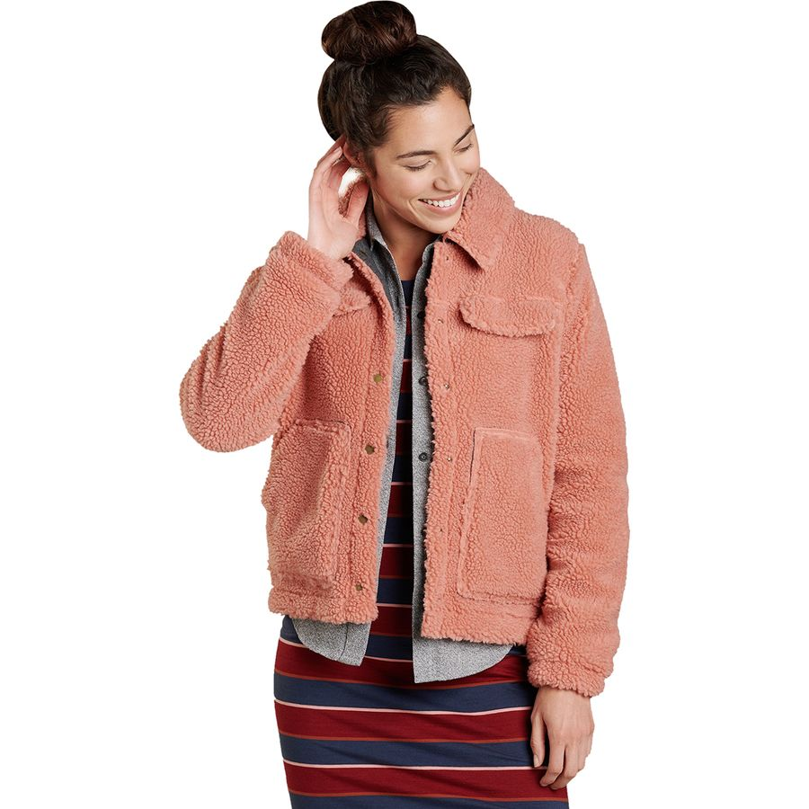 Toad&Co Hutton Sherpa Jacket - Womens