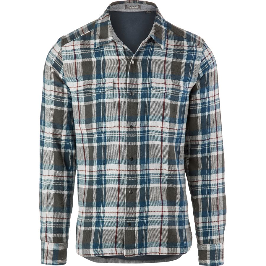 Toad Co Mojac Flannel Shirt Men 39 S Up To 70 Off