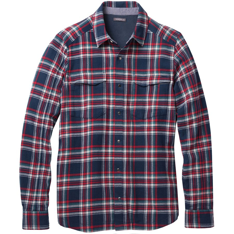Toad&Co Mojac Flannel Shirt - Mens