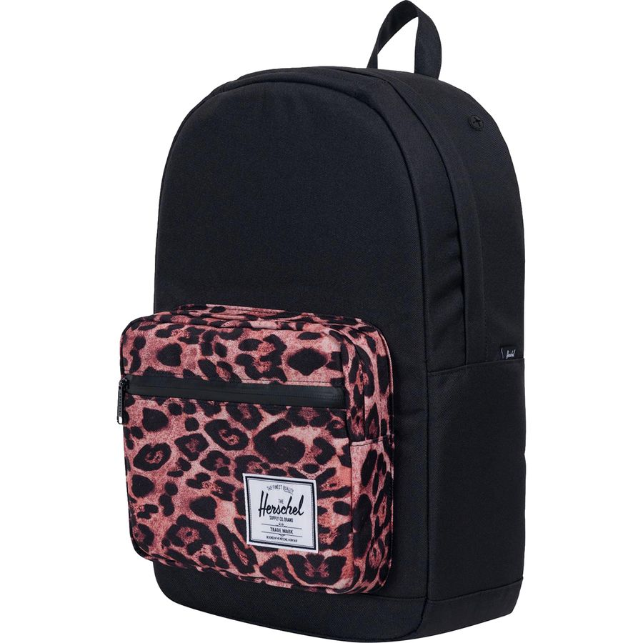 10c2c9031d Herschel Supply - Pop Quiz 22L Backpack - Black Desert Cheetah