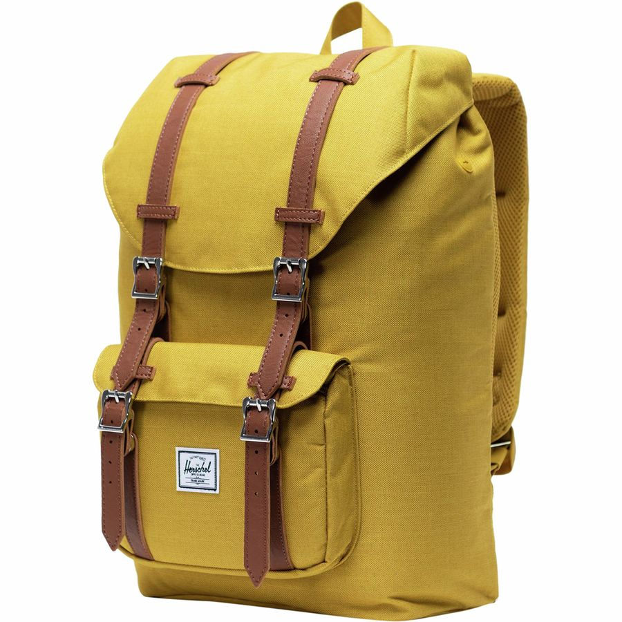buy online save off official photos Herschel Supply Little America Mid-Volume 17L Backpack