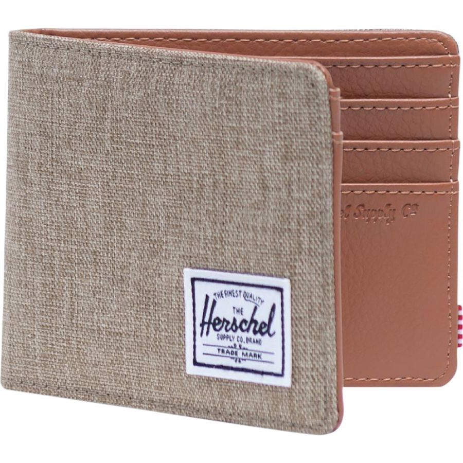 dcffff66c13e Herschel Supply Hank RFID Bi-Fold Wallet - Men's | Backcountry.com