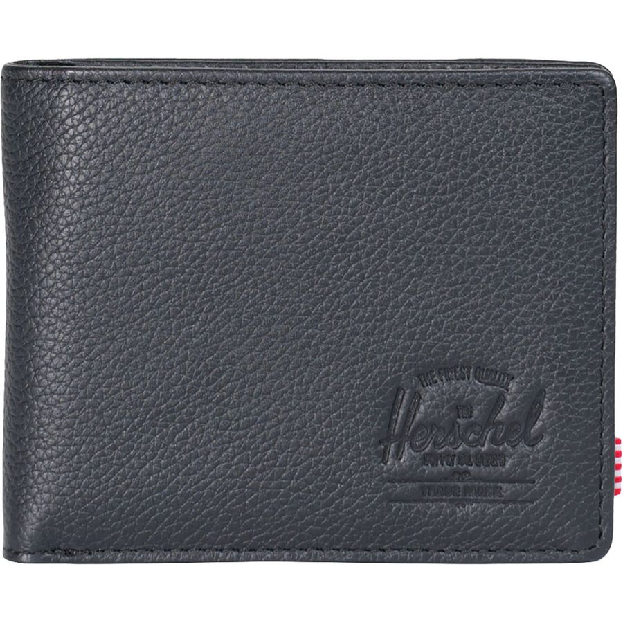 Herschel Supply Hank Leather Bi-Fold Wallet - Mens