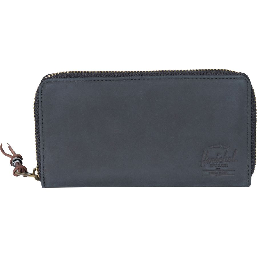 Herschel Supply Thomas Wallet - Nubuck Leather Collection - Womens