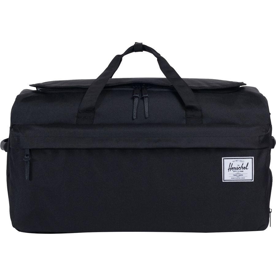 c468ed7bb5e7 Herschel Supply - Outfitter 63L Duffel - Black