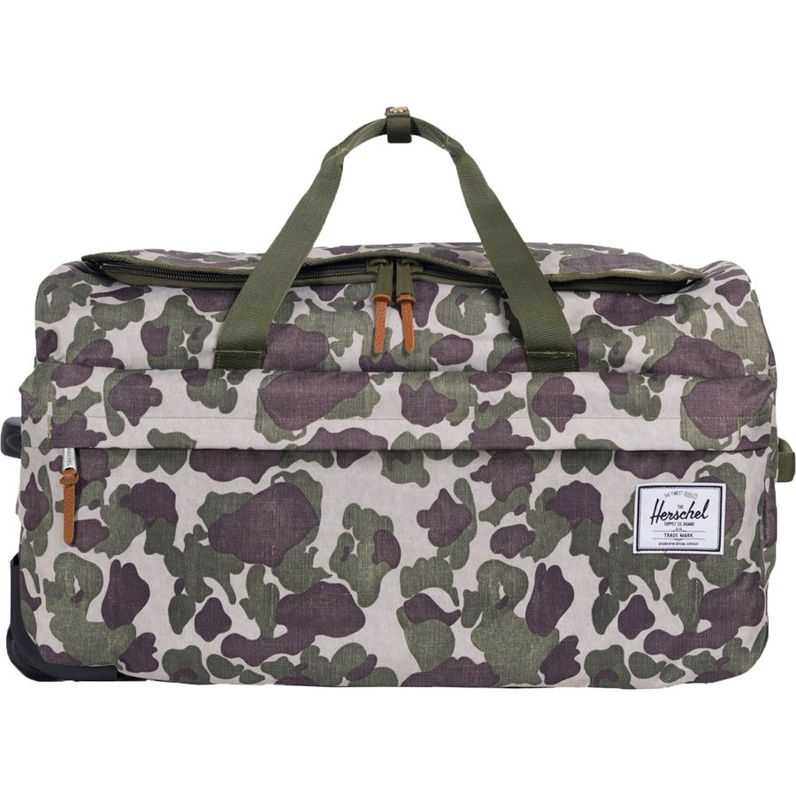 c36e13f72 Herschel Supply Wheelie Outfitter 66L Rolling Gear Bag | Backcountry.com