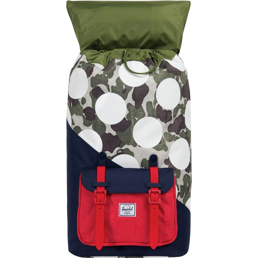 c845affa3f90 Herschel Supply Little America 25L Backpack - Kaleidoscope Collection