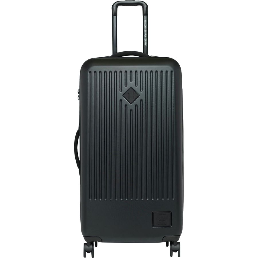 cd8c88f2349 Herschel Supply - Trade Large 92L Rolling Gear Bag - Black