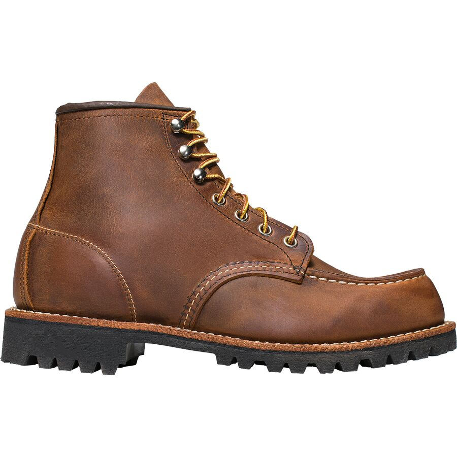 Red Wing Heritage Classic Moc Roughneck Boot - Men's | Backcountry.com