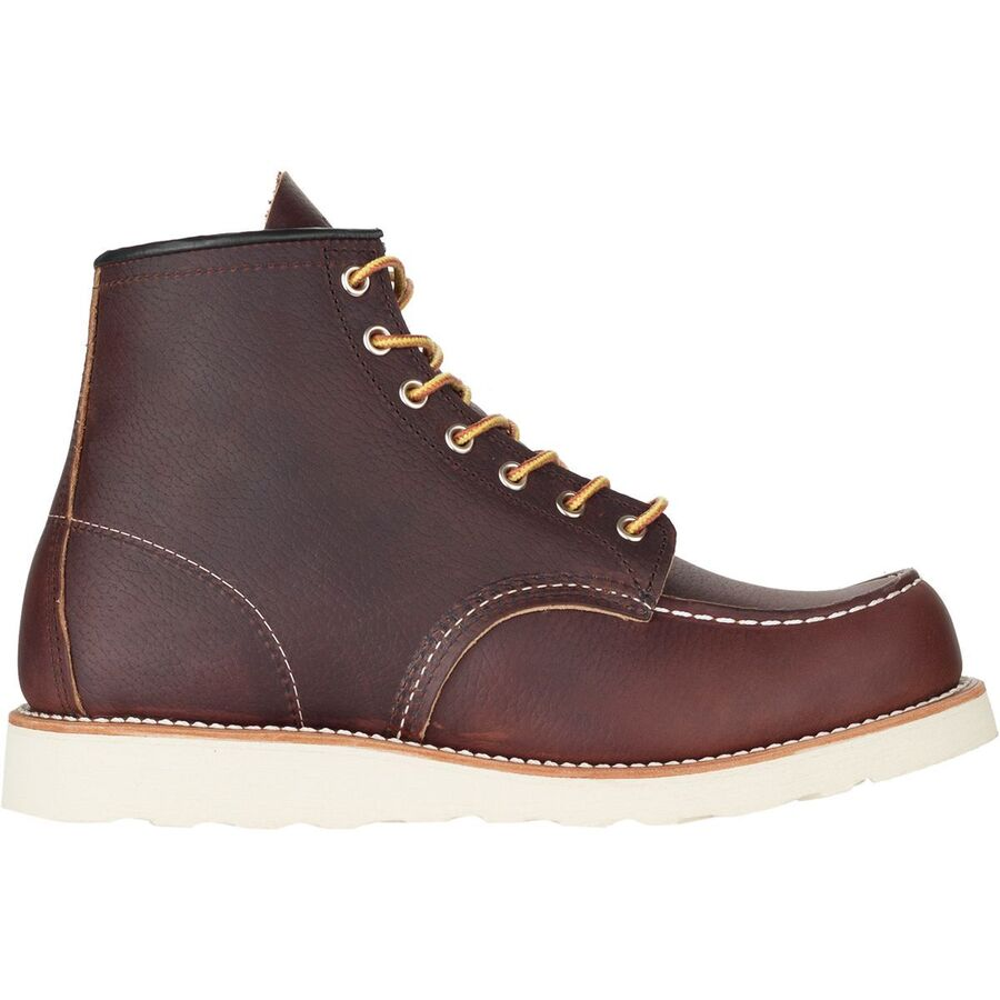 970e871323b6a Red Wing Heritage - Classic Moc 6in Boot - Men's - Briar Oil Slick Leather