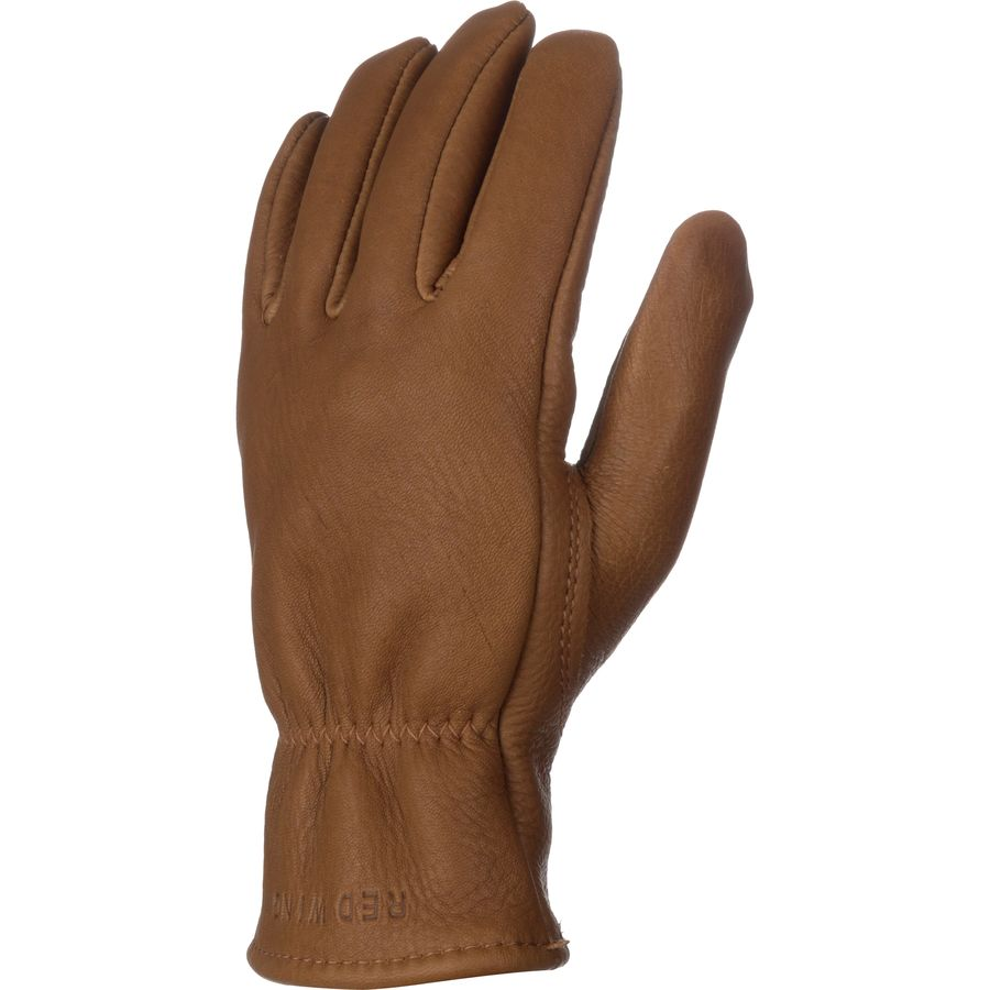Red Wing Heritage Buckskin Leather Glove Men S
