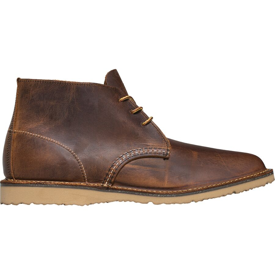795044a89b0e Red Wing Heritage - Weekender Chukka Shoe - Men s - Copper Rough   Tough  Leather
