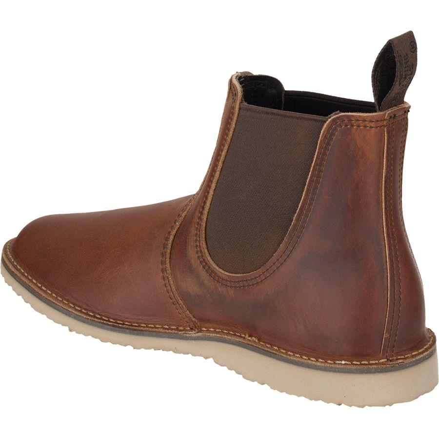 b979eca48ad6 Red Wing Heritage Weekender Chelsea Boot - Men s