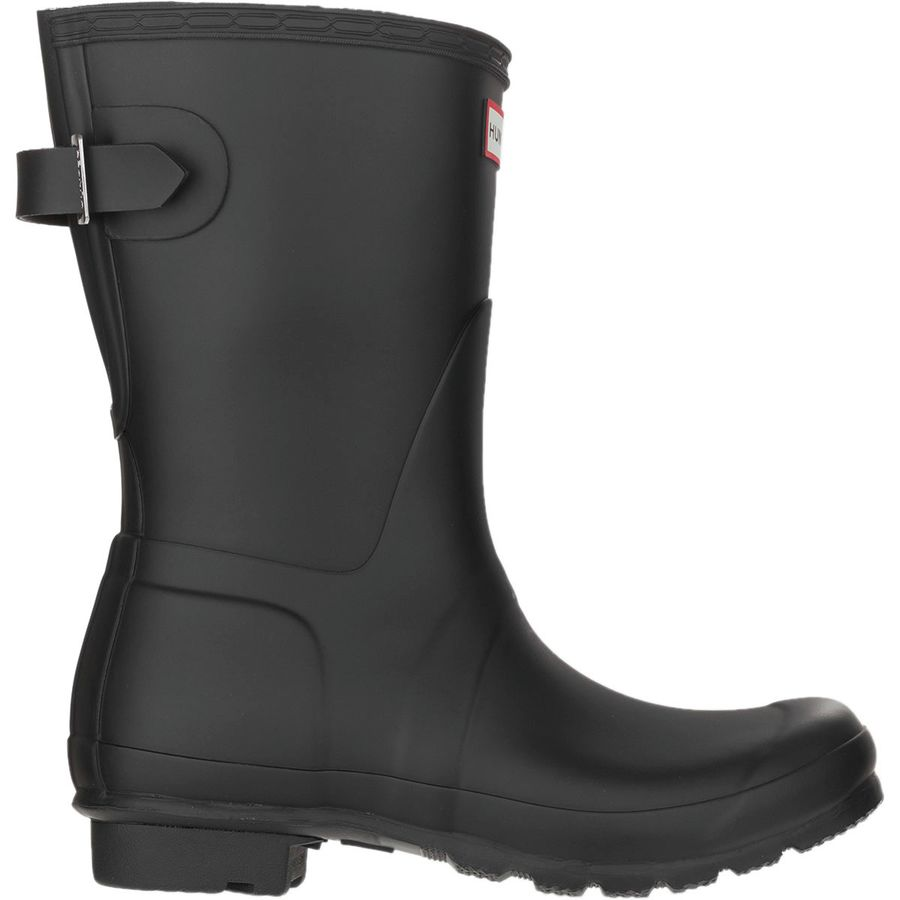 3f7cffd7b3b Hunter Original Back Adjustable Short Rain Boot - Women's