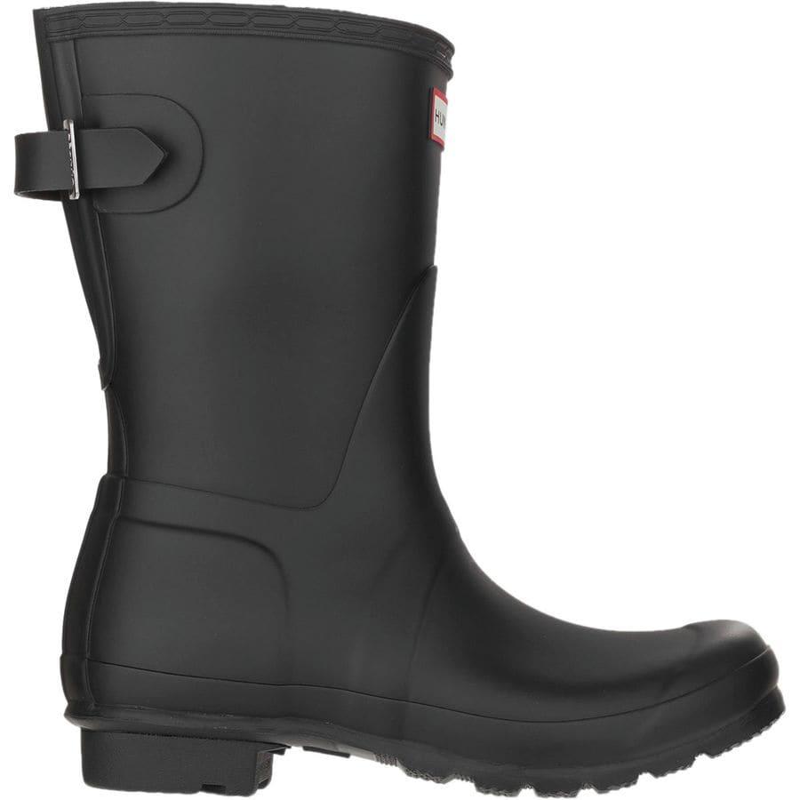 Hunter Original Back Adjustable Short Rain Boot - Womens -2240