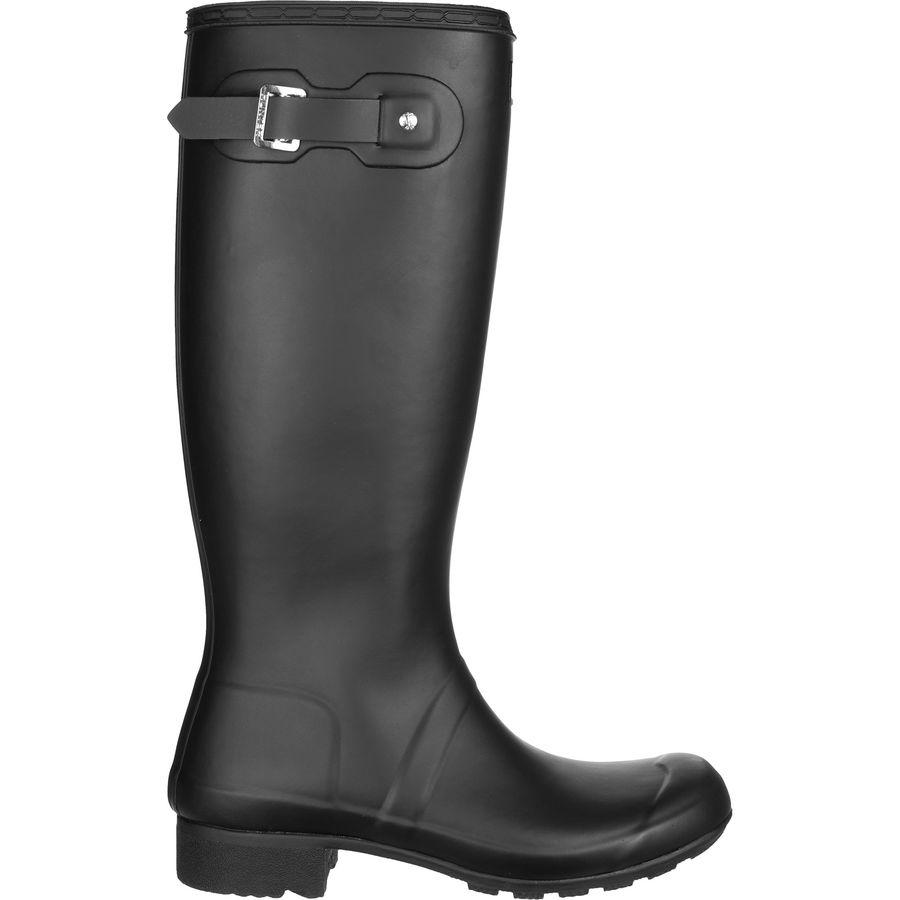 6a20ba370615 Hunter - Original Tour Rain Boot - Women s - Black