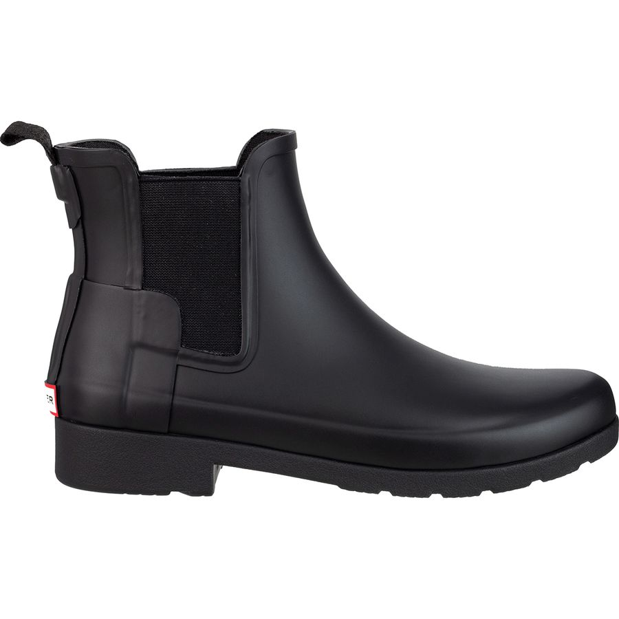 fashionable patterns special price for order online Hunter Original Refined Chelsea Matte Rain Boot - Women's