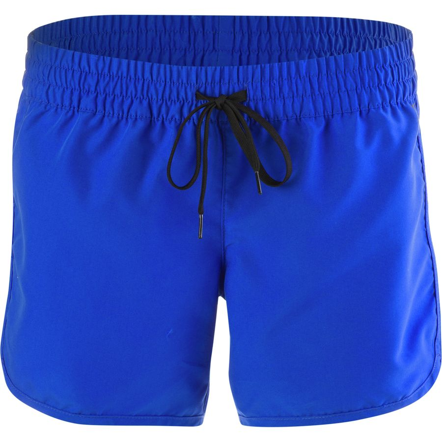 Hurley SuperSuede Solid 5in Beachrider Board Short - Womens