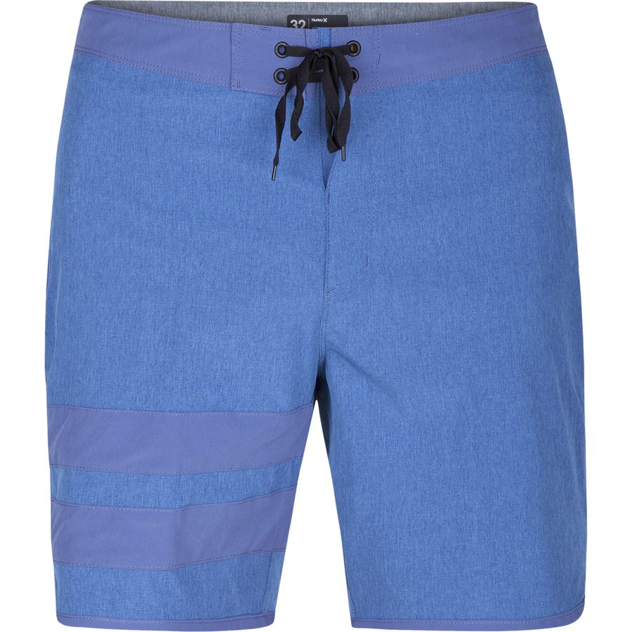 Hurley Phantom Block Party Heather 2.0 Board Short - Mens