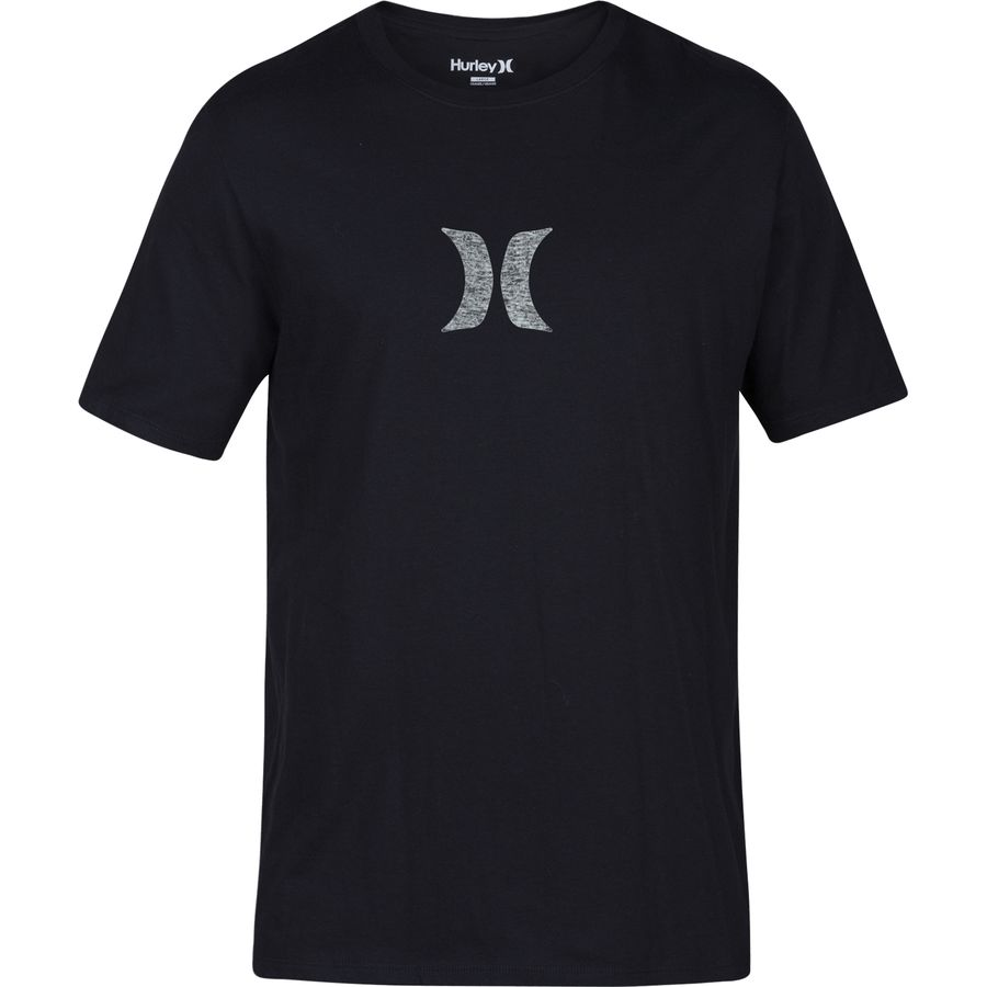 Hurley Icon Push Through Premium Short-Sleeve T-Shirt - Mens