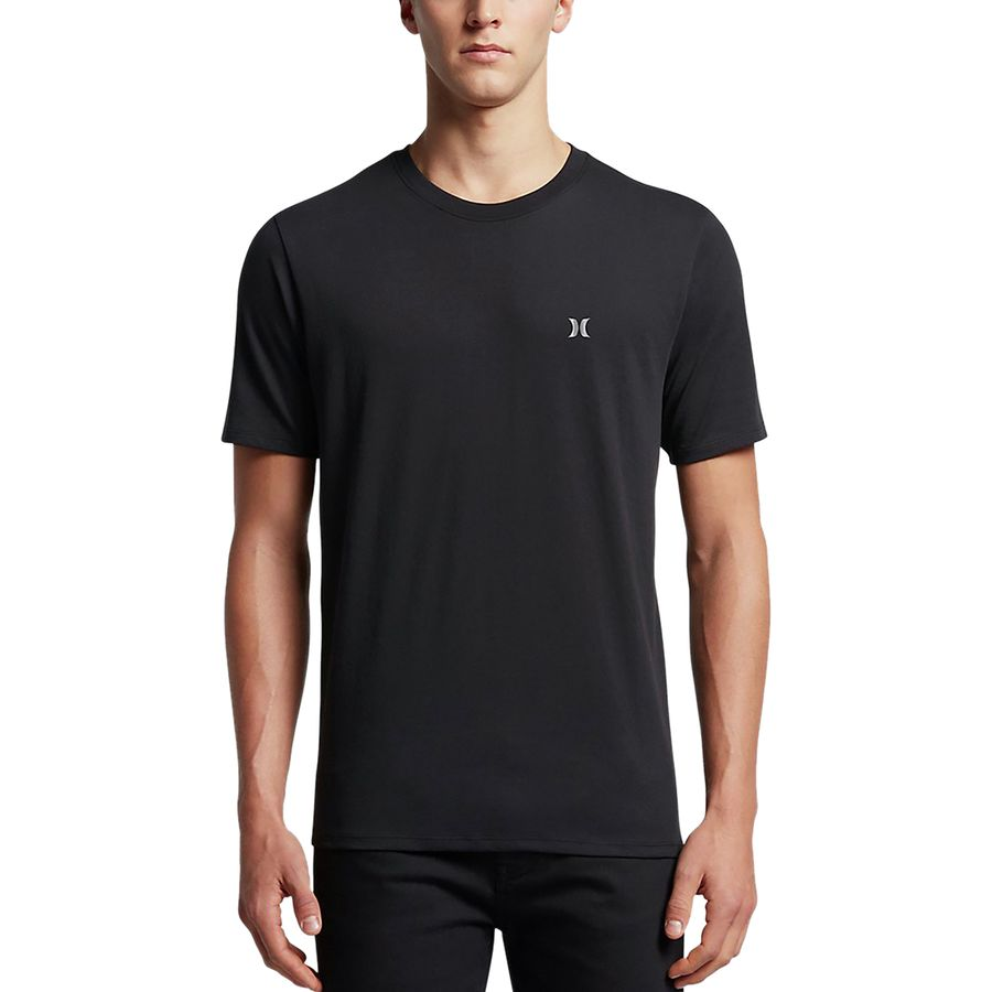 Hurley Icon Dri-Fit Short-Sleeve T-Shirt - Mens